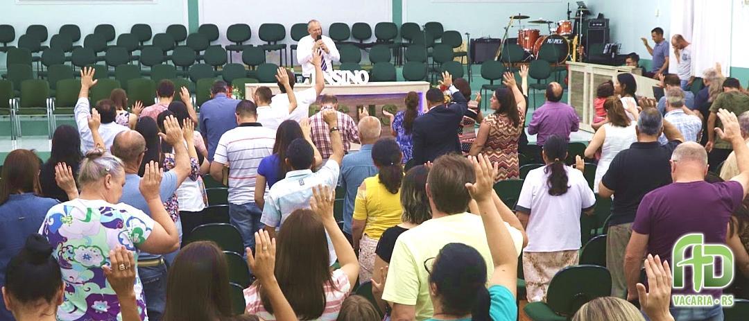 Último Culto de Oração e Ensino de 2019