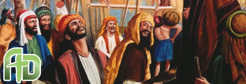 A Mentalidade da Geração de Noé