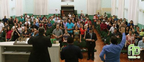3ª Oficina para Discipuladores e Ordenação de Obreiros